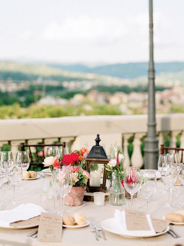 Italian Romance: Jennifer & Jesse in Florence, Italy
