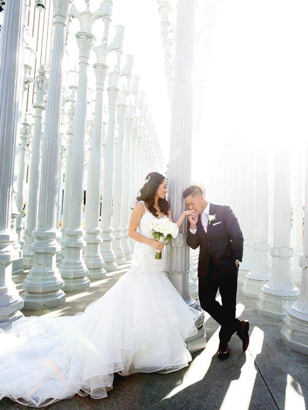 La La Land: Jenny & Winston in Los Angeles, CA