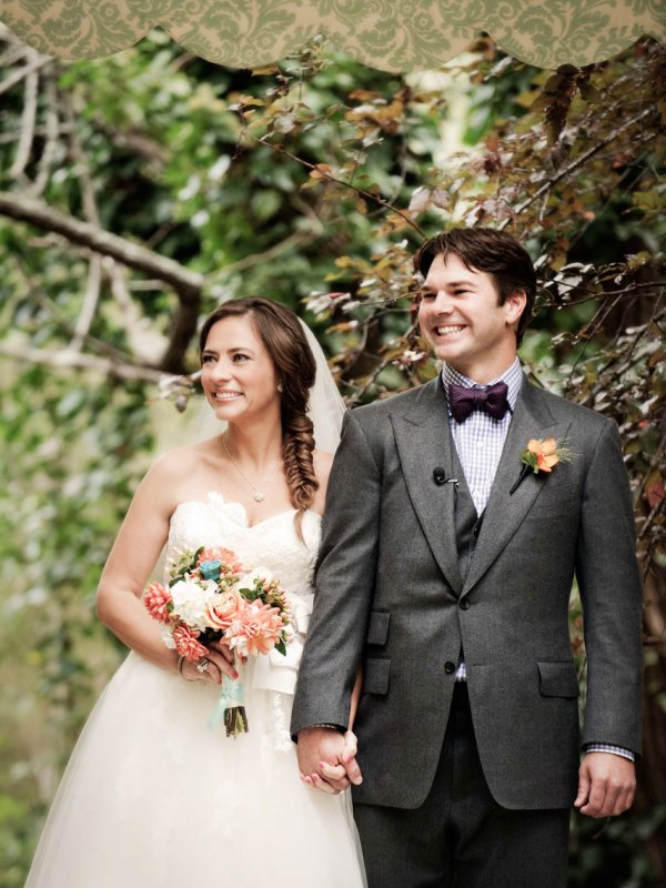 From the Heart: Candice & Chip in Guerneville, CA