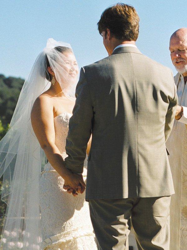 Sunny Day: Kristen & Brad in Carmel Valley, CA