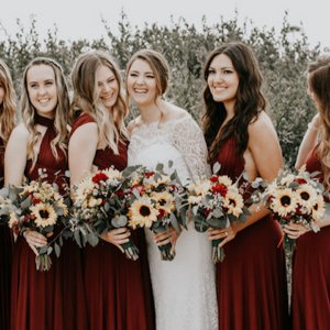 Fall Wedding Colors 25 Combinations You Ll Love Page 26 Bridalguide