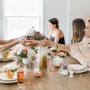 15 Tips and Tricks for Throwing a Beautiful Bridal Shower on a Budget