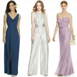What's Trending: 25 Must-Have Bridesmaid Dresses in Top Fall Colors