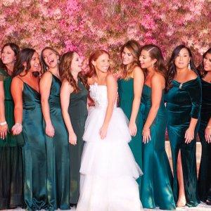 @JackieOProblems Wedding Day Looks