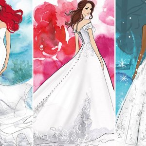 Allure Bridals Disney Fairy Tale Weddings