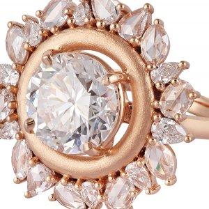 ananya halo engagement ring