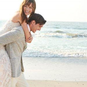Beach Wedding Gown