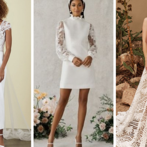 The Hottest Trends From New York Bridal Fashion Week