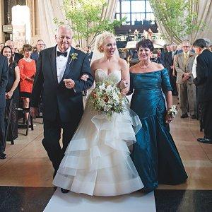 wedding dresses for parents