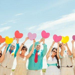 wedding color combinations