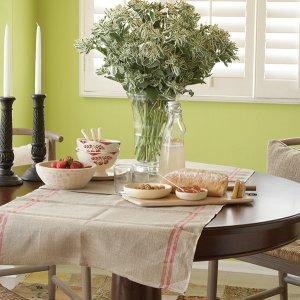 green home kitchen decor