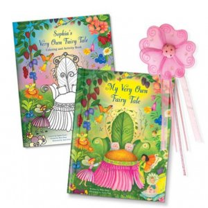 My Very Own Fairy Tale Book Gift Set