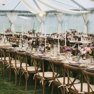 Mauve wedding color palette