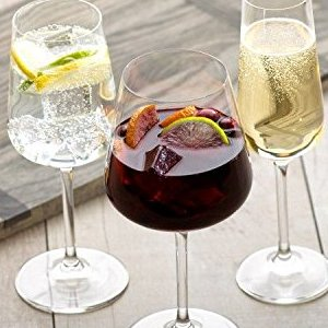Amazon wedding registry gift of the week - Ovid stemware by Villeroy and Boch