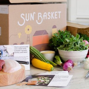 Sun Basket meal delivery service