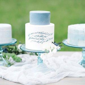 Wedding Cake Trio