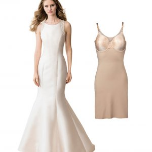 Find the Right Undergarments for Your Wedding Gown