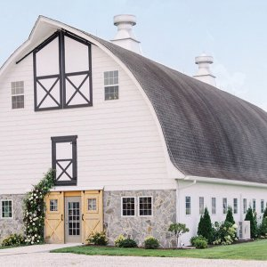 Dairy barn wedding