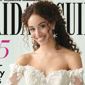 Bridal Guide March/April 2021 Cover