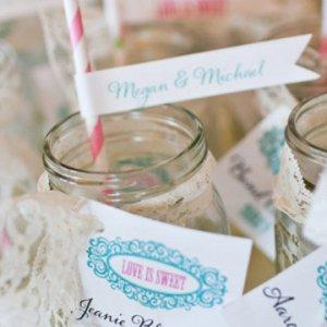 35 Cool Ways to Display Your Escort Cards   BridalGuide
