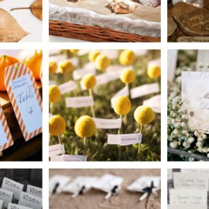35 Cool Ways To Display Your Escort Cards Bridalguide