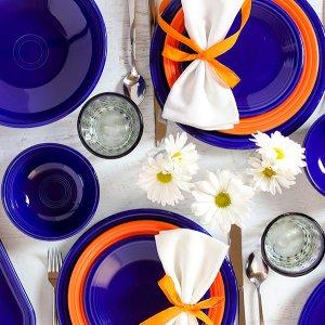 fiesta dinnerware twilight