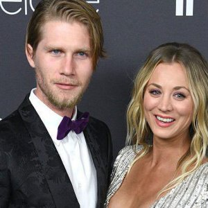 Kaley Cuoco Engaged