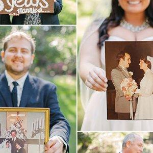 ways to thank parents wedding