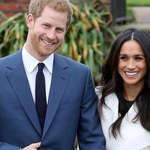 prince harry and meghan markle enagaged