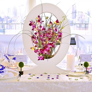 Beyond Flowers 50 Unique Ideas for Your Centerpieces BridalGuide