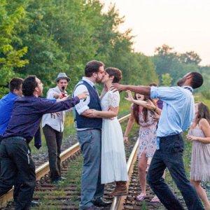 Zombie Wedding Ideas Inspired By Walking Dead