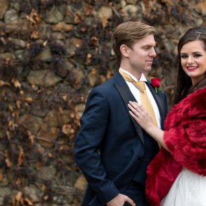 Be Our Guest Beauty and the Beast Inspired Wedding Ideas