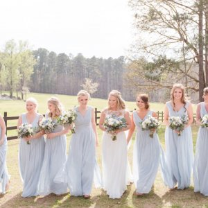 Dessy Bridesmaids