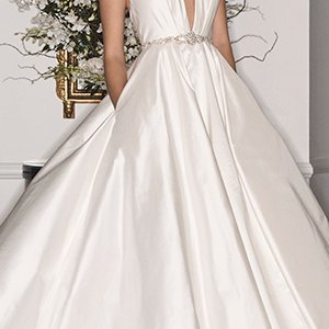 Related Articles Heavenly Halter Wedding Dresses