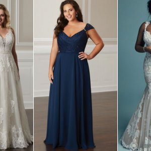 Size Inclusive Gowns for You and Your Crew
