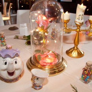 Beautiful Be Our Guest: Beauty And The Beast Inspired Wedding Ideas