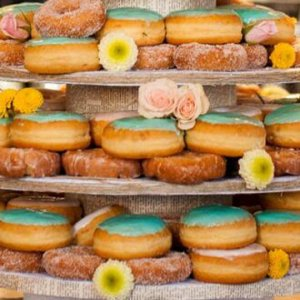 Wedding Doughnuts
