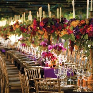 10 reasons to love fall weddings bridalguide 25 incredible centerpieces for fall weddings junglespirit Choice Image