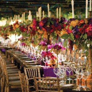 25 Reasons to Love an Outdoor Fall Wedding BridalGuide