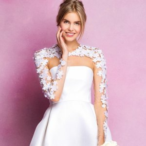 Top 10 Wedding Dresses With Slits | BridalGuide