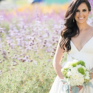 Gorgeous ways to wear your hair down for your wedding bridalguide 50 wedding hairstyles for long hair junglespirit Choice Image