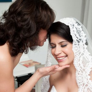Interfering mother wedding hairstyles