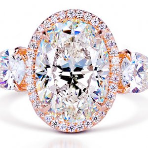 60 Stunning Oval Engagement Rings That\'ll Leave You Speechless