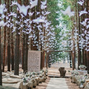 50 Ways To Elevate Your Wedding Decor With Paper