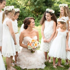 50 Adorable Ideas for Your Flower Girl & Ring Bearer
