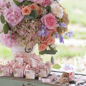 southern charm wedding reception
