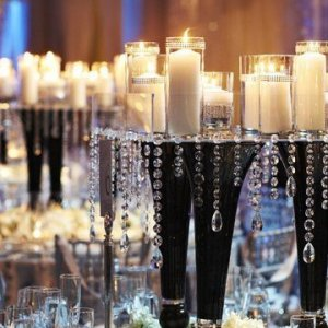 25+ Impressive Non-Traditional Centerpieces | BridalGuide