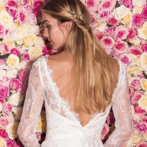 50 wedding hairstyles for long hair bridalguide best tressed this seasons hottest bridal hairstyles junglespirit Gallery