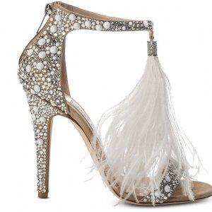 20+ Designer Wedding Shoes (You Can Dance In)   BridalGuide