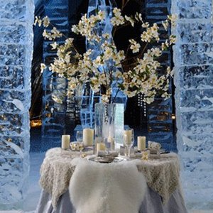 50 seasonal winter wedding dcor ideas bridalguide 20 spectacular decorations for a winter wedding junglespirit Images